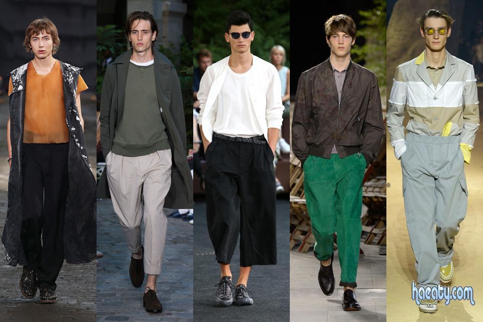 ملابس رجالية صيفية 2016