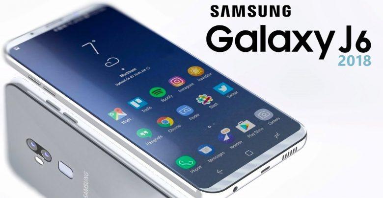 هاتف Samsung Galaxy J6