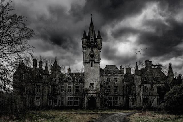 اماكن مرعبة في العالم